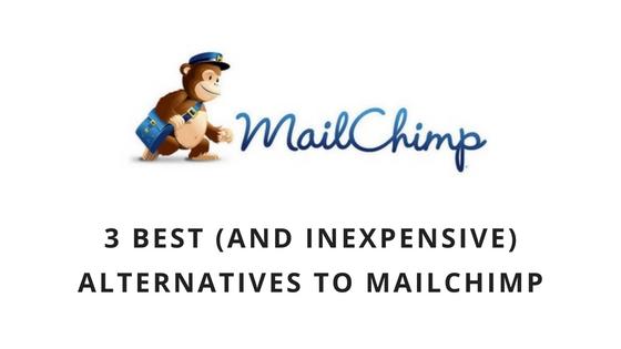 3 Best Alternatives to Mailchimp