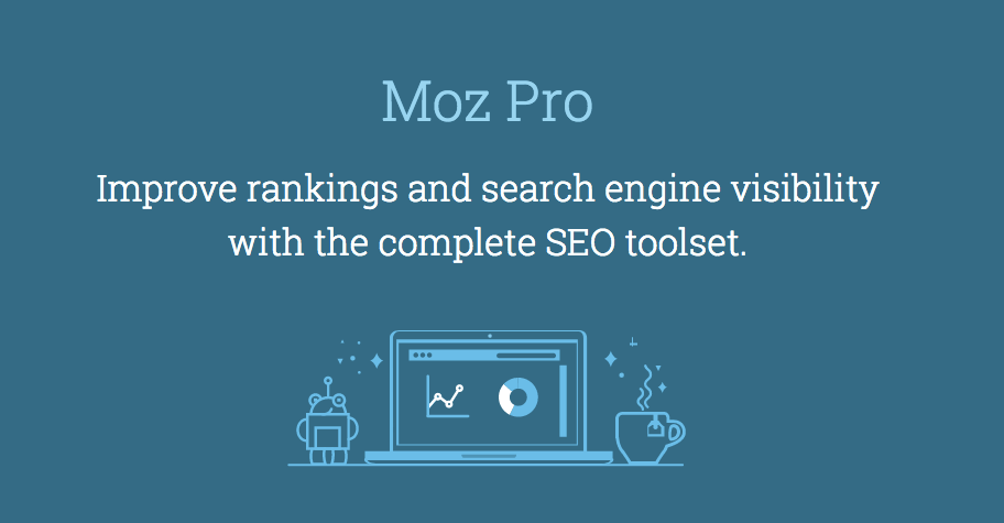5 Best SEO Tools for Startups that are Totally Worth the Investment - Moz Pro