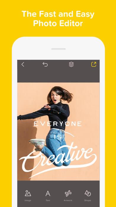 Over App for Instagram