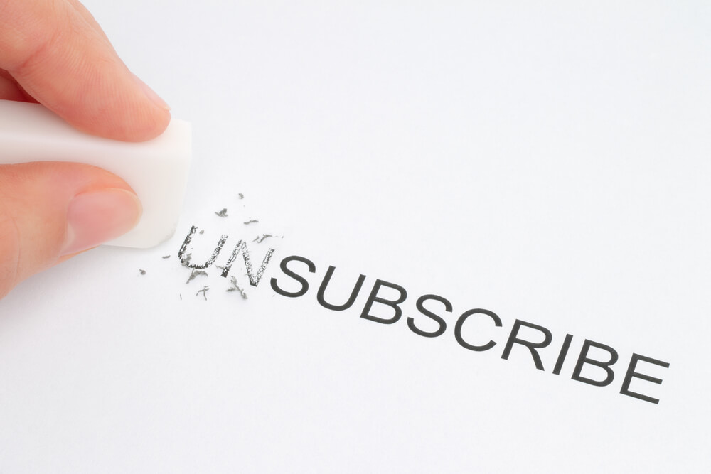Unsubscribe Pages: 5 Creative and Effective Examples